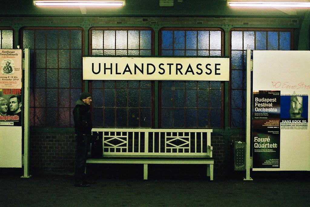 take the metro by Jannik Hildebrand
