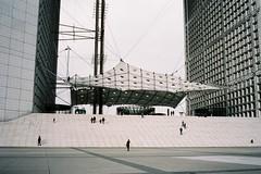 Urban Banality, La Défense, Paris