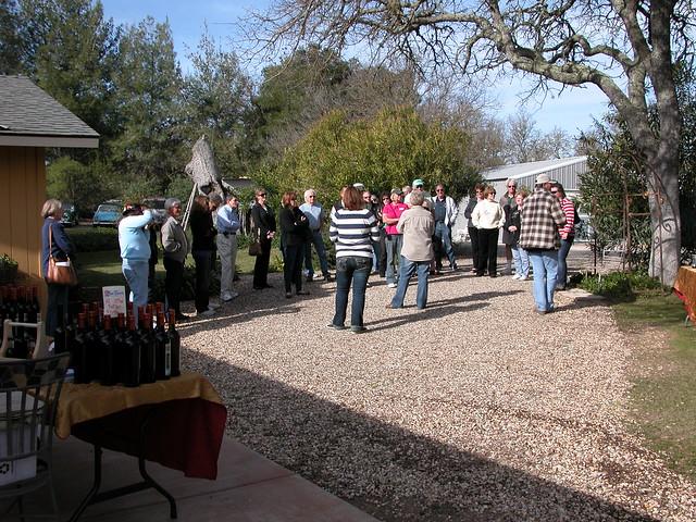British Car Club Wine Tour 2-2011 142