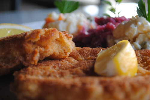 Pork Schnitzel | by larryjh1234