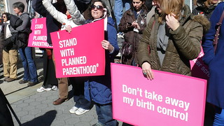 I stand with Planned Parenthood | by ctrouper