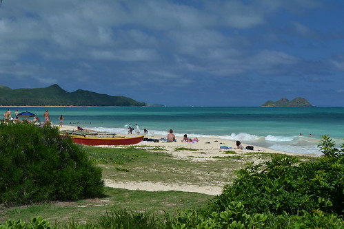 Waimanalo-beach-scene.JPG | by Greg Lee
