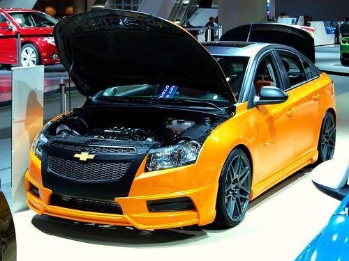 2012 Chevrolet Cruze Photo