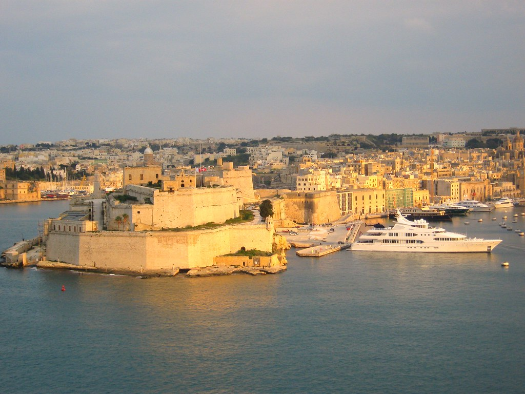 Roman Abramovich Yacht Valetta Malta Grateful Ghoul Flickr