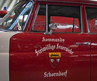 Schorndorfer Kommandowagen (1968 - 1991)