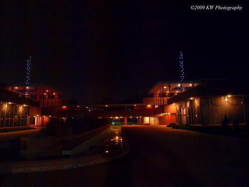 Corbin at Night