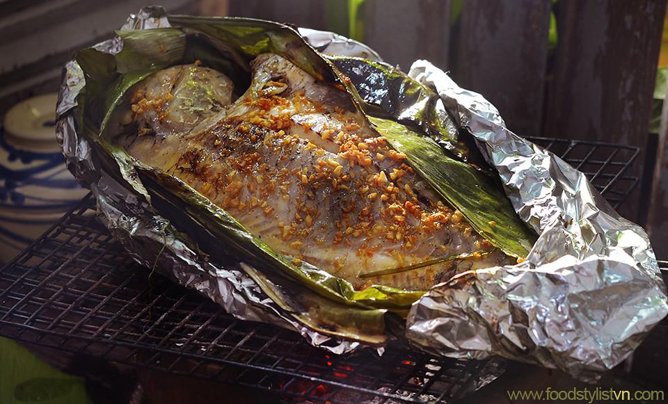 Cá nướng là nghệ - Vietnam Food Stylist