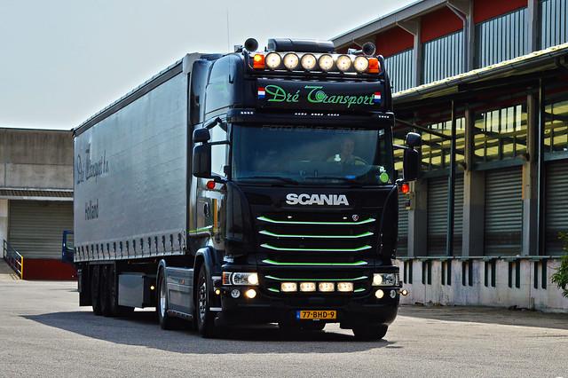 Scania Streamline Dre Transport