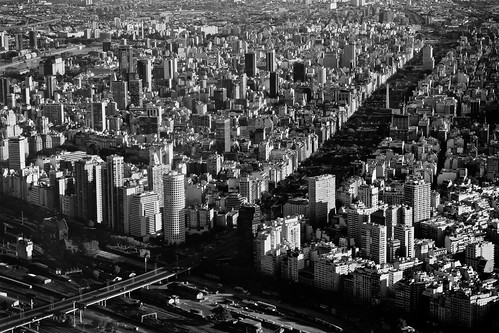 Bird's Eye View of Buenos Aires