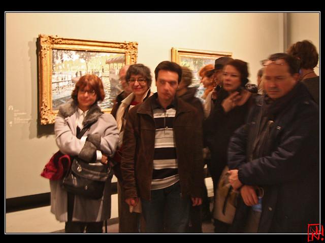 Dernier jour de Monet