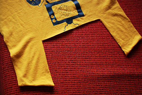 No-Sew T-shirt Bags! | by -leethal-