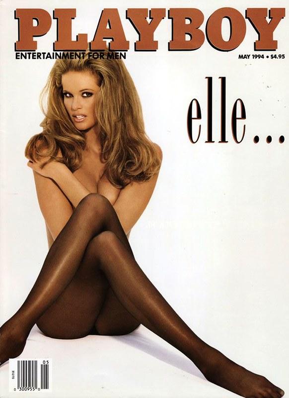 Elle Macpherson Stockings