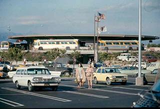 El Monte RTD Bus Fwy Station 1970's
