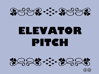 Buzzword Bingo: Elevator Pitch = Concise presentationas pitched to someone in the short time available in an elevator | by planeta