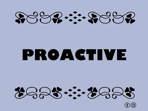 Buzzword Bingo: Proactive | by planeta