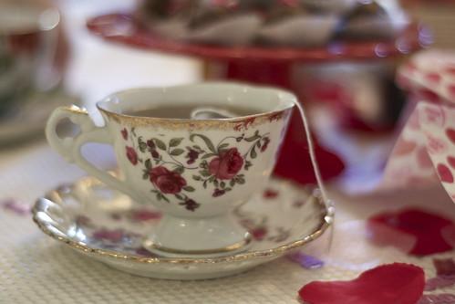 My most favourite teacup | by Jordana Lea