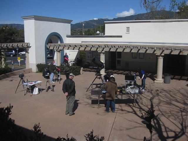 IMG_3333 Santa Barbara Astronomical Unit at Hope Elementary School Science Saturday