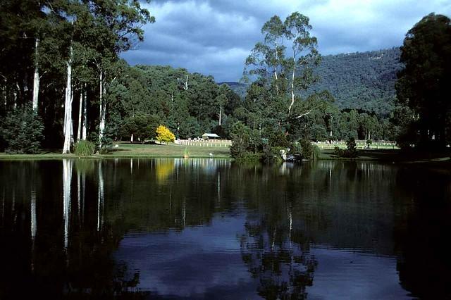 Marysville 'green' - Victoria Australia