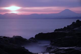 Sunset from Enoshima | by Takashi(aes256)
