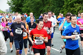Runners   by Stuart Grout