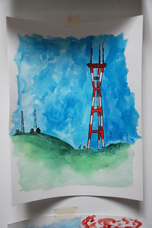 Sutro Tower | by Agathe FP
