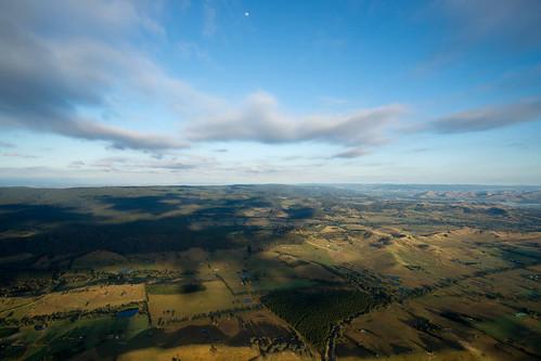 landscape aerial yarravalley