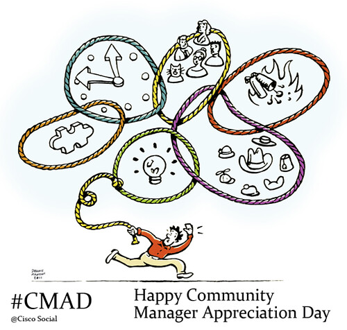 Happy CMAD from Cisco | by jeremiah_owyang