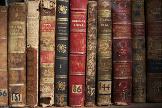Old books | by Maguis & David