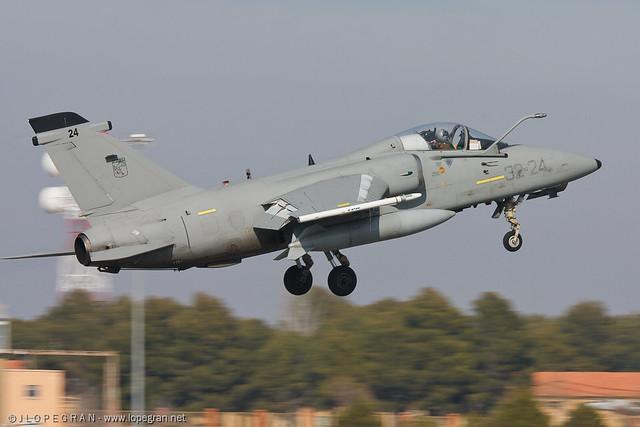 Aeritalia/Embraer AMX