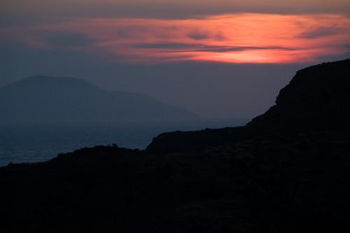ocean europe greece scenics sunsetsunrise greece06