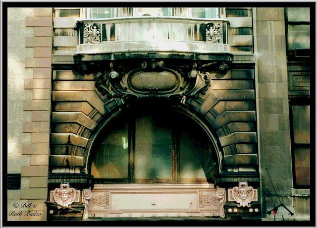 New York City NY ~ Macys Department  Store ~ [My Vintage Photo]