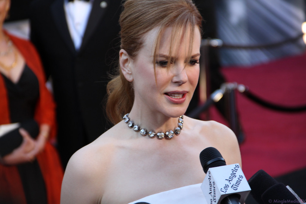 Nicole Kidman at the 83rd Academy Awards Red Carpet IMG_1427