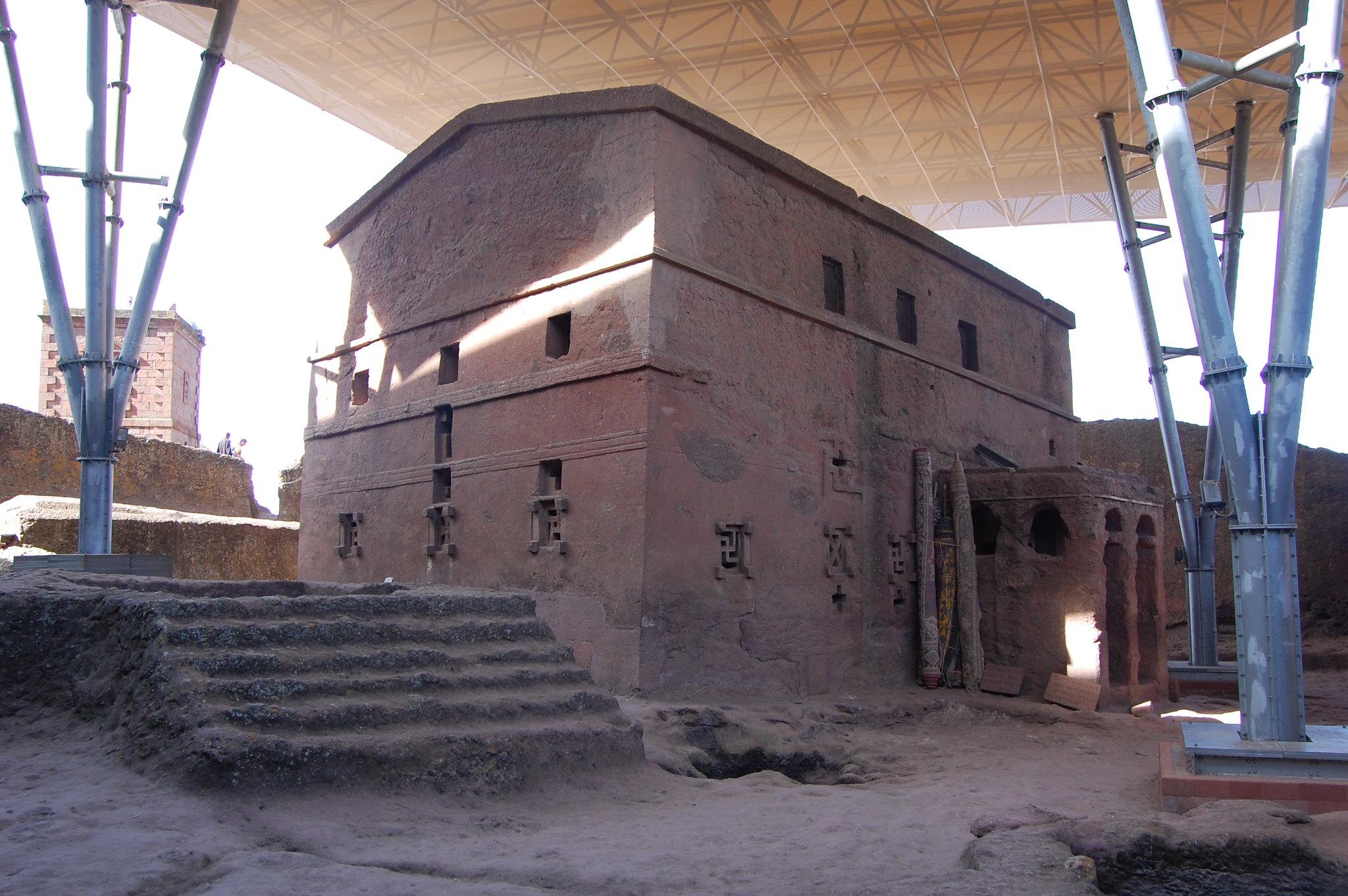 каменна църква антропология