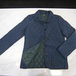 キルトジャケット TVCL06S11001 濃青 ¥3,980