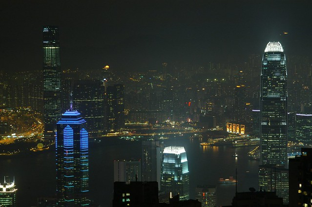 Hong Kong - Another View from The Peak