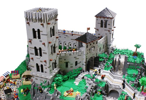Medieval Castle Today