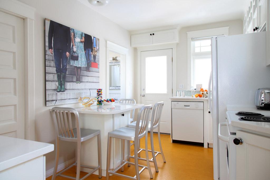 A Sunny Kitchen The 10 Cent Designer Flickr