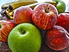 Frutas HDR