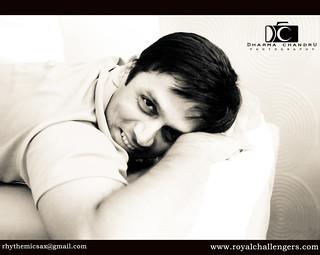 Rahul dravid Candid Dressing room