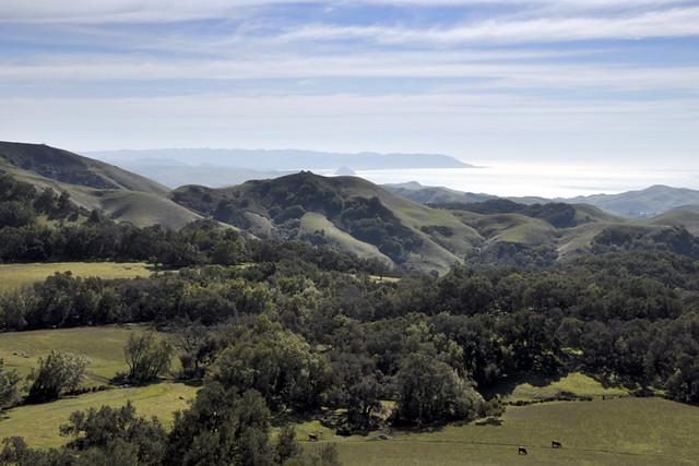 above Morrow Bay