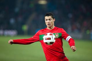 Christiano Ronaldo | by Ludovic_P