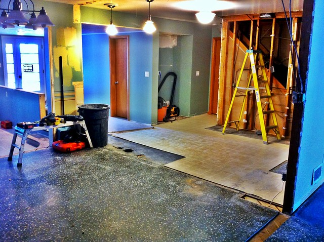 Future New Kitchen (Day 3)