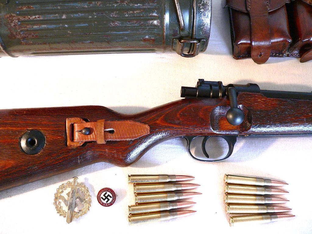 Mauser K98, 1939  Von Mauser Werke AG  Oberndorf a/n Germa… | Flickr