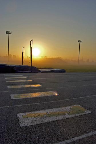field track footballfield lakelandfl georgejenkinshighschool