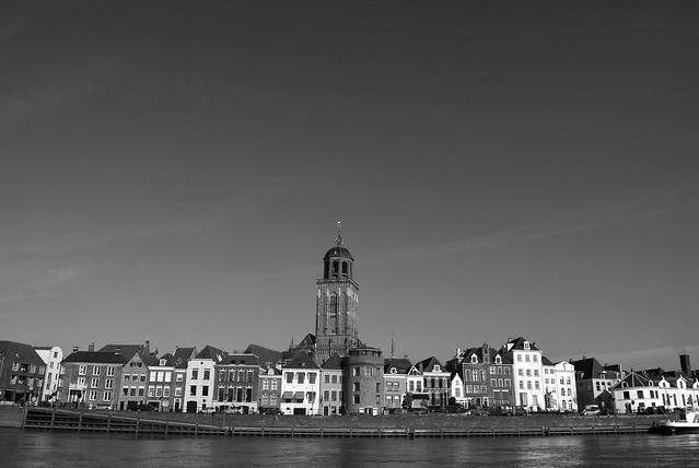Deventer, dry and shiny