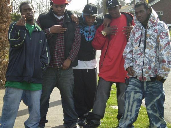 Inglewood Family Gangster Bloods (Portland, OR