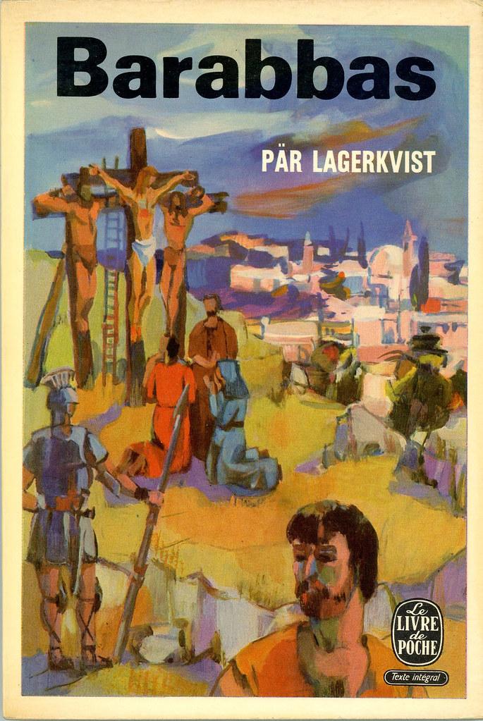 Livre De Poche 874 Par Lagerkvist Barabbas Par Lagerkv
