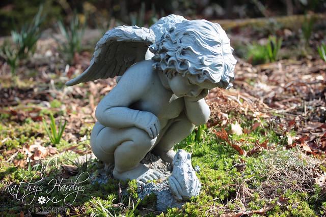 Garden Angel...