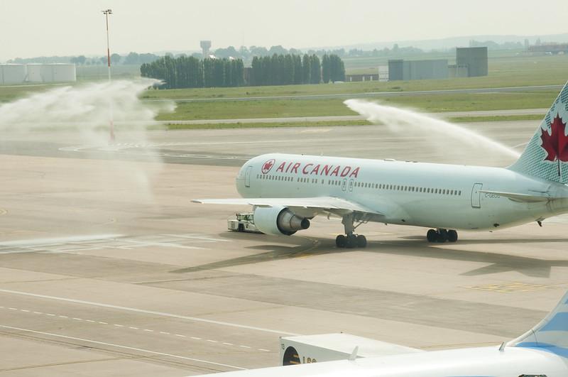 Air Canada Inaugural