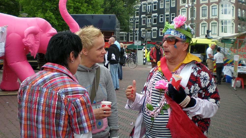 2008 Gay Pride Amsterdam